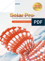 Solar Pro Installation Guide