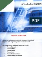 Analisa & Teorema Rangkaian