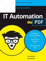 IT Automation for Dummies