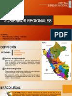 GOBIERNOS REGIONALES EXPODEFENSA