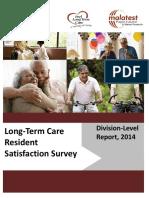 2014 Malatest Survey