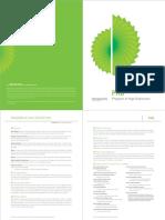 Brochure PHD