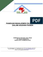 12.1.1.. Panduan Manajemen Dilema Etika Dalam Asuhan Pasien
