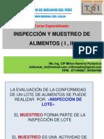 INSPECCIÓN DE ALIMENTOS