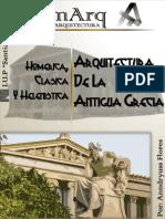 Revista de la arquitectura de grecia