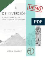 Manual de inversión - Aston Dealers ® (Demo)