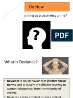 10. Sociology Lesson - Deviance and Crime (1).pptx