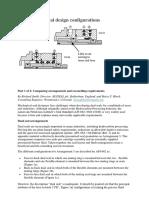 API 682 dual seal design configurations