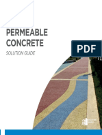 Permeable Concrete Solution Guide