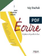 Ecrire Un plaisir a la portee de tous Stachak Faly.pdf