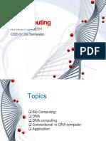 Bio computing PPT