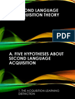 2 Second Language Acquisition Theory .pptx