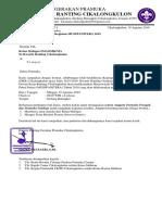 204. Surat Edaran Musppanitera 2019