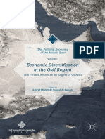 (the Political Economy of the Middle East) Ashraf Mishrif,Yousuf Al Balushi (Eds.) - Economic Diversification in the Gulf Region, Volume I_ the Private Sector as an Engine of Growth-Palgrave Macmilla