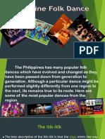 PE Philippine Folk Dance