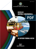 Revista de Doutrina e Jurisprudência Do STM - 2018