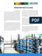 Wastewater Recycling 2018-A4
