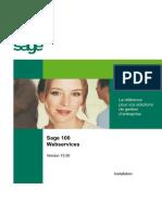Sage 100 Web Services 1550
