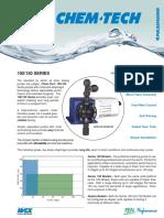 Chemtech Dosing Pump Brosur