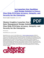 Mentor-Graphics-Launches-New-Xpedition-Data-Management-Design-Solution-to-Ensure-Flow-Wide-PCB-Data-Accuracy-Integrity-and-Security-for-the-Enterprise.pdf