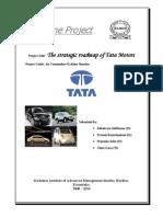 Capstone Rport, Group 14, Tata Motors