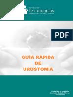 Guía Rápida de Urostomía