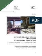 socavacion puentes