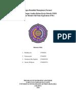 Tugas Remidial Manajemen Farmasi FTE