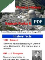 Sejarah Fisika Nuklir