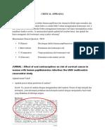 JURNAL critical  appraisal.docx