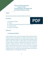 GONZALO HIMIOB-Trabajo sobre Rafael López