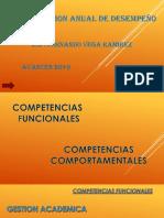 competencias funcionales
