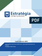 Direito Administrativo - Adm Pública