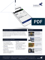 OQD Mobile Product Brochure
