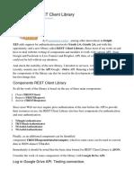 Delphi XE5 ClientRest Google Drive