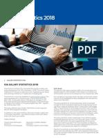 Salary Statistics 2018