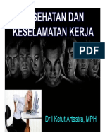 10. Kesehatan Dan Keselamatan Kerja 2013