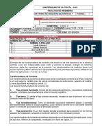 Informe 10 - Transformadores de Medida y especiales