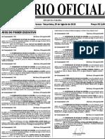 Diario Oficial 20-08-2019 - Total