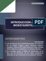 1.- Introducción a Bioestadística