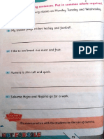 4th Class English Part-2