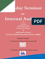 Icai-iia Seminar Brochure