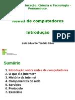 Redes de computadores - #1 Introdução