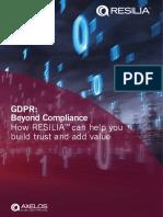 GDPR Beyond Compliance