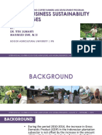 CHARACTERISTICS OF YOUNG COFFEE FARMERS AND DEVELOPMENT PROGRAM