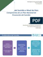 OPS Planes Nacionales en Prevencion Del Suicidio EA 2016