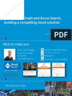 Cosmos DB, Graph and Azure Search, building a compelling cloud solution-636577757411015046.pdf