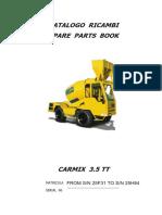 Manual de Partes Carmix 3.5TT.pdf
