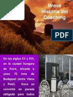 Breve Historia del Coaching.ppt