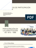 Mecanismos de Participación Ciudadana 2